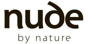 nude by nature brand logo